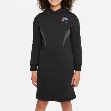 Платья nike G Nsw Air Flc Dress - 141176, фото 1 - интернет-магазин MEGASPORT
