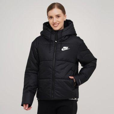 Куртки nike W NSW TF RPL CLASSIC TAPE JKT - 140218, фото 1 - інтернет-магазин MEGASPORT