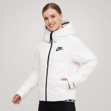 Куртки nike W NSW TF RPL CLASSIC TAPE JKT - 140219, фото 1 - інтернет-магазин MEGASPORT
