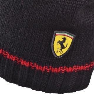 Шапка Puma Ferrari Lifestyle Beanie - фото 3