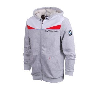 Кофта Puma BMW Sweat Jacket - фото 1