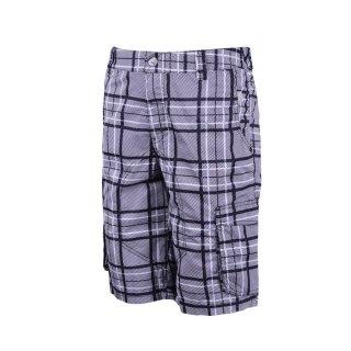Шорти Puma Mens Checked Cargo Shorts - фото 1