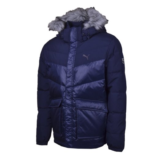 Куртка-пуховик Puma STL Down Jacket - фото