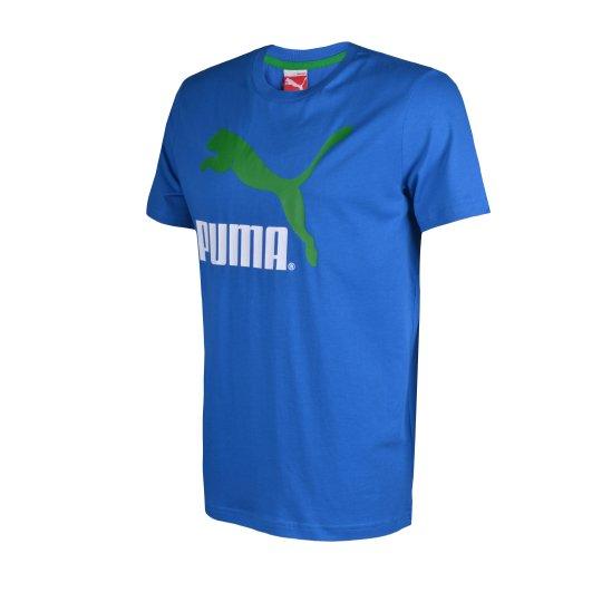 Футболка Puma Heritage No1 Logo Tee - фото