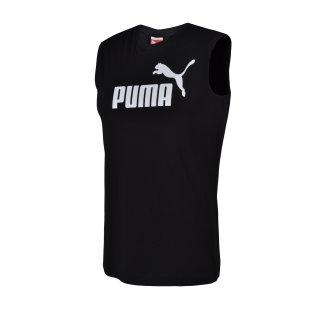 Майка Puma Ess No.1 Logo Sl Tee - фото 1