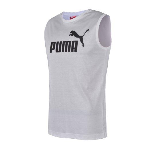 Майка Puma Ess No.1 Logo Sl Tee - фото