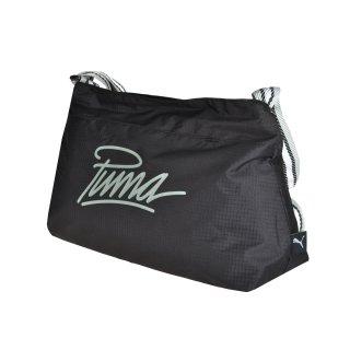 Сумка Puma Core Shoulder Bag - фото 1