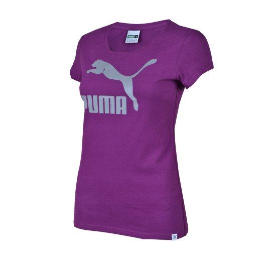 Футболка Puma Logo Tee - фото