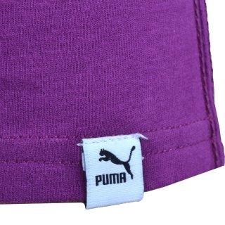 Футболка Puma Logo Tee - фото 3