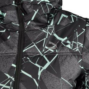 Куртка Puma Reversible Padded Jacket - фото 5