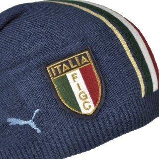 Шапка Puma FIGC Italia Azzurri Beanie - фото 3