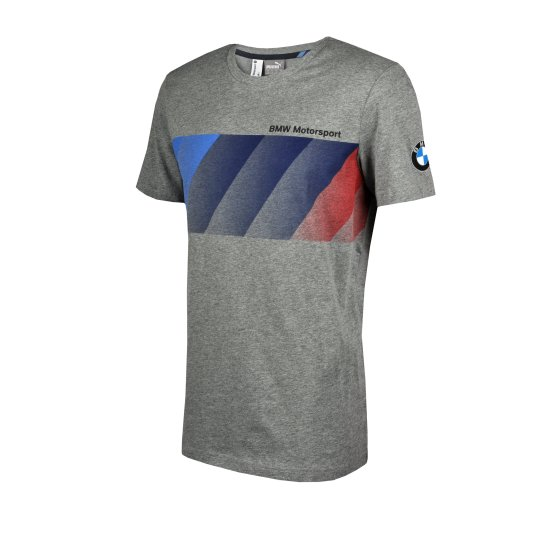 Футболка Puma Bmw Msp Graphic Tee - фото