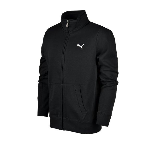 Кофта Puma Ess Sweat Jacket Fl - фото