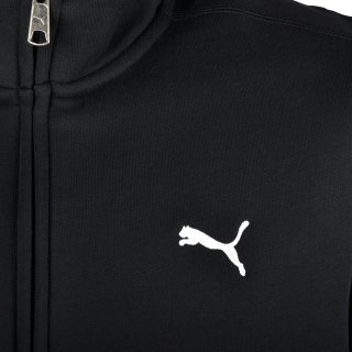 Кофта Puma Ess Sweat Jacket Fl - фото 3