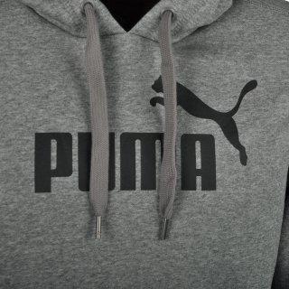 Кофта Puma Ess No.1logo Hooded Sweat Fl - фото 3