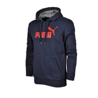 Кофта Puma ESS No.1Logo Hooded Sweat FL - фото 1
