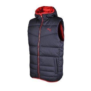 Куртка-жилет Puma Ess Hooded Down Vest - фото 1