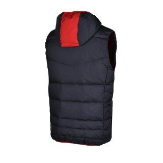 Куртка-жилет Puma Ess Hooded Down Vest - фото 2