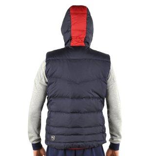 Куртка-жилет Puma Ess Hooded Down Vest - фото 6