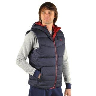 Куртка-жилет Puma Ess Hooded Down Vest - фото 7