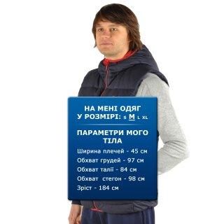 Куртка-жилет Puma Ess Hooded Down Vest - фото 9