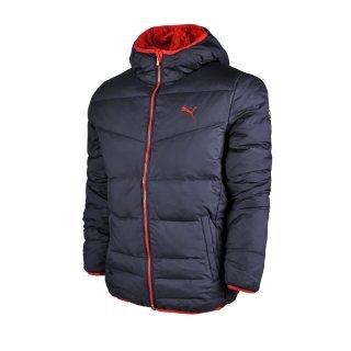 Куртка-пуховик Puma Ess Hooded Down Jacket - фото 1