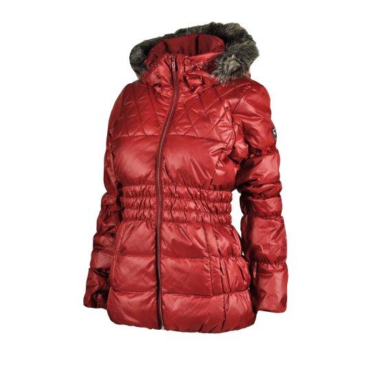 Куртка-пуховик Puma Style Down Jacket - фото