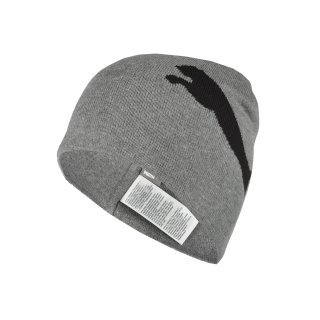 Шапка Puma Big Cat/No.1 Logo Beanie - фото 1