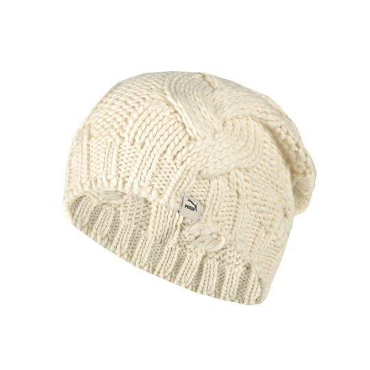 Шапка Puma Heavy Knit Beanie - фото