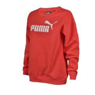Кофта Puma ESS BF Crew Sweat FL - фото 1