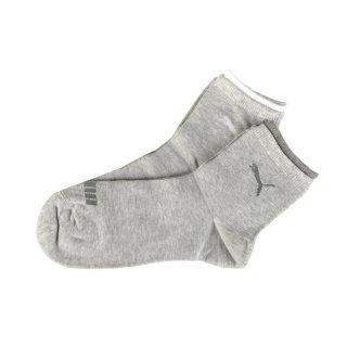 Шкарпетки Puma Lifestyle short sock 2P - фото 1