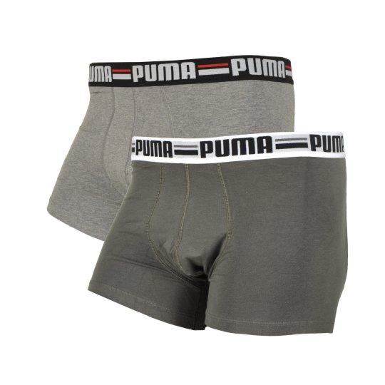 Білизна Puma Brand Boxer 2p - фото