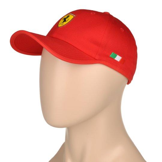 Кепка Puma Ferrari Flowback Cap - фото