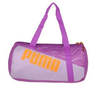 Сумка Puma Studio Barrel Bag - фото 2