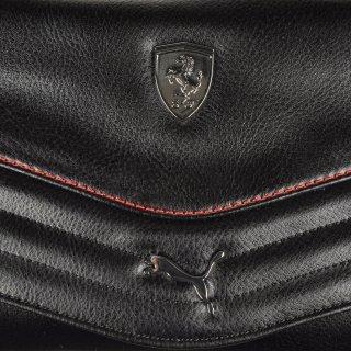 Сумка Puma Ferrari LS Small Satchel - фото 5