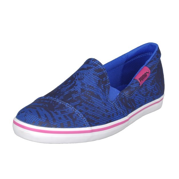 Мокасины Puma Elsu V2 Slip On Wns D Jungle - MEGASPORT