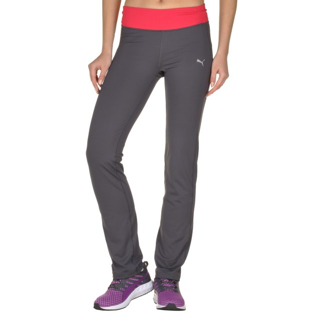Спортивные штаны Puma Wt Ess. Straight Leg Pants - MEGASPORT