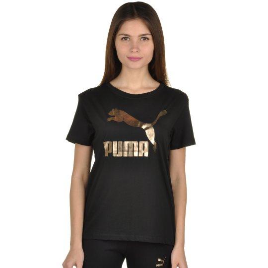 Футболка Puma No.1 Logo Tee - фото