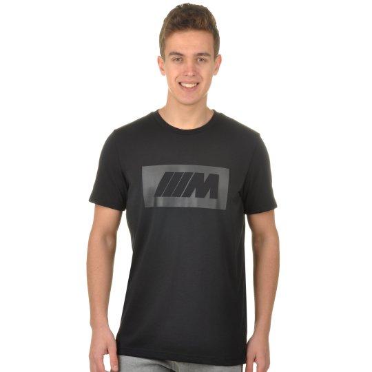 Футболка Puma Bmw M Logo Tee - фото