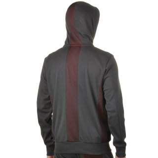 Кофта Puma Ferrari Hooded Sweat Jacket - фото 3