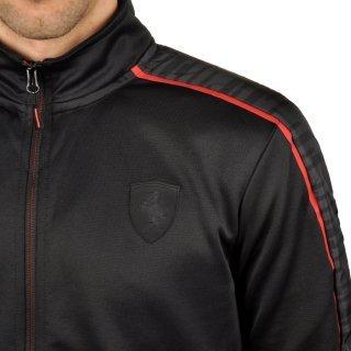 Кофта Puma Ferrari Track Jacket - фото 6