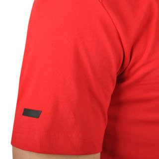 Футболка Puma Ferrari Big Shield Tee - фото 5