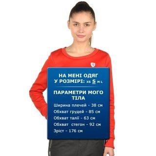 Кофта Puma Ferrari Crew Neck Sweater - фото 6