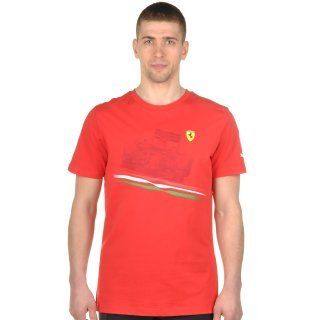 Футболка Puma Sf Graphic Tee 1 - фото 1