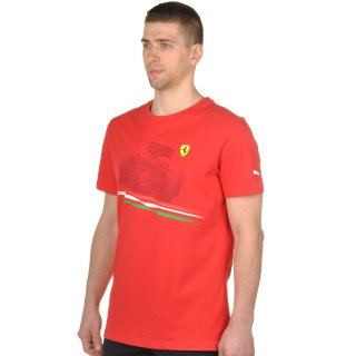 Футболка Puma Sf Graphic Tee 1 - фото 2