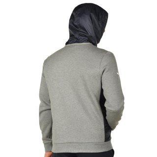 Кофта Puma Bmw Msp Hooded Sweat Jacket - фото 3