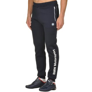 Штани Puma Bmw Msp Sweat Pants Closed - фото 2