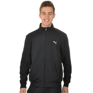Кофта Puma Ess Sweat Jacket Tr - фото 1