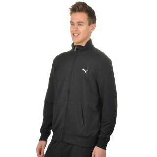 Кофта Puma Ess Sweat Jacket Tr - фото 2