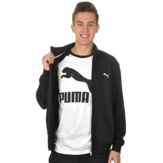 Кофта Puma Ess Sweat Jacket Tr - фото 5